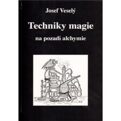 Techniky magie na pozadí...