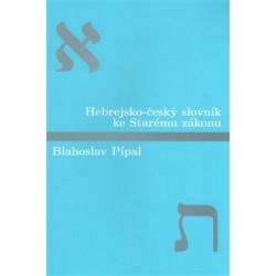 Hebrejsko-český slovník ke...