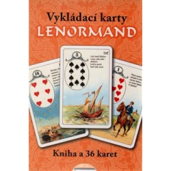 Vykládací karty Lenormand...