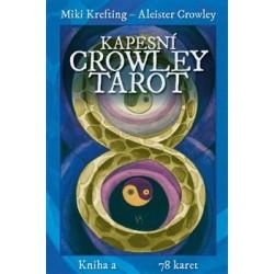 Kapesní Crowley Tarot,...