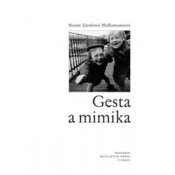 Gesta a mimika, Zárubová -...